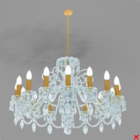 dxf chandelier