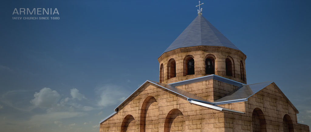 church cloister 3ds