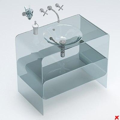 3d dxf sink