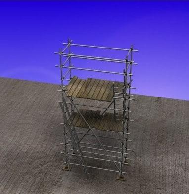 max scaffold