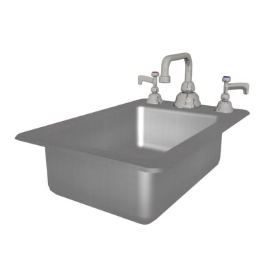 stainless steel sink faucet max