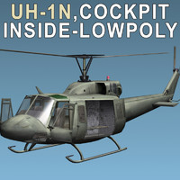 3ds army helicopter cockpit