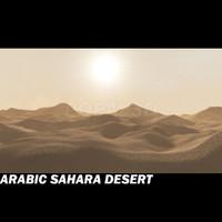 Arabic Sahara