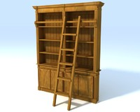 English Style Bookshelf