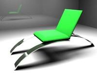 3d model mychair