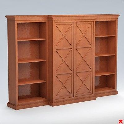 3d 3ds cabinet