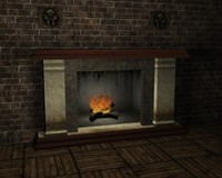 fireplace max