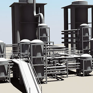 3ds max industrial