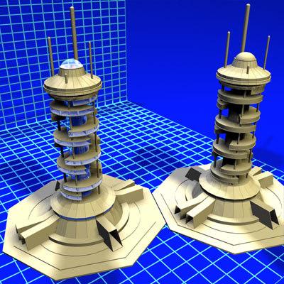 3dsmax radius tower 080207 01