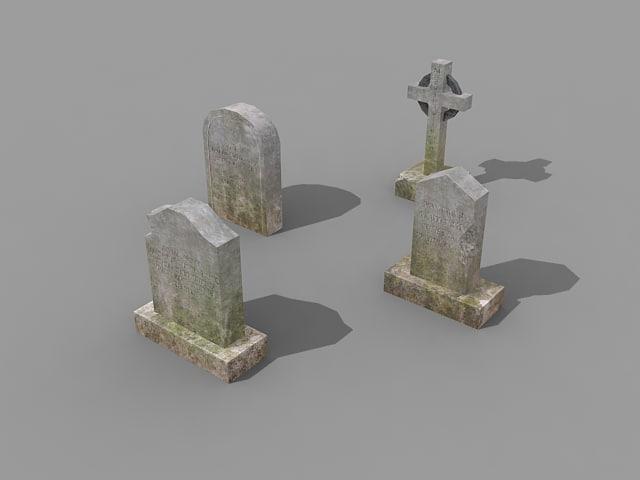 rpg tombstones 3d 3ds
