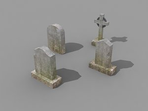 rpg tombstones 3d 3ds