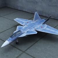 sukhoi su-41 obj
