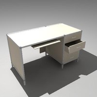 3d model of furniture