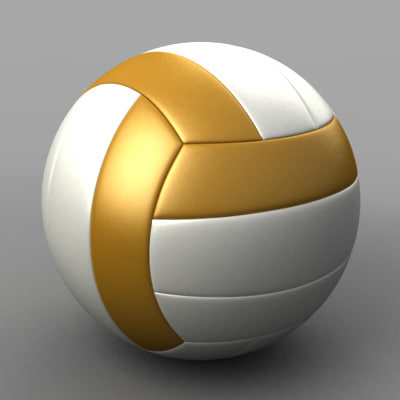 3dsmax volleyball volley ball