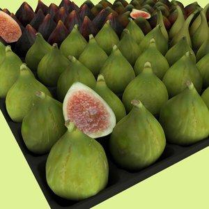 3d 3ds figs boxes