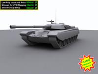t-98 tank max