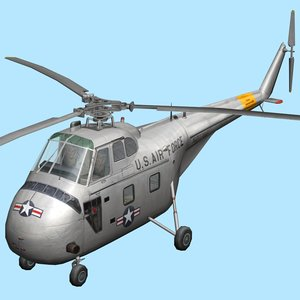 c4d air force chickasaw