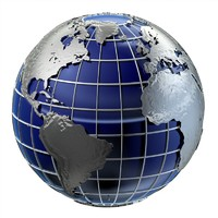 globe c4d