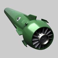 MK-48 ADCAP Torpedo (HWT)