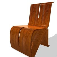 MyPlywoodChair.3DS