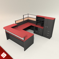 Office Desk and Furniture