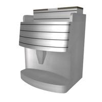 3d espresso machine schaerer ambiente