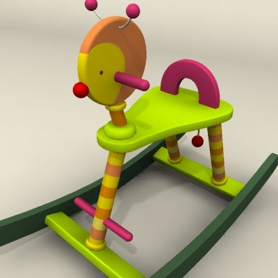 free toy 3d model