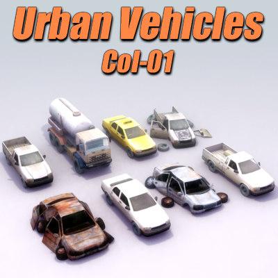 3d urban vehicle games