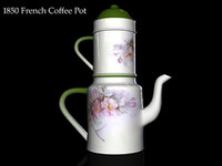 max french coffee pot