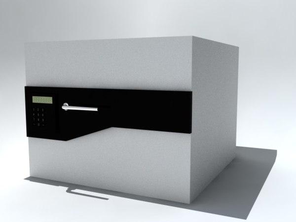 3ds max safe box
