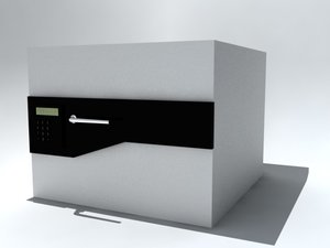 3ds max safe box
