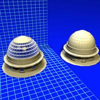Dome Complex 080307 01