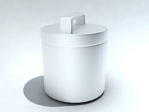 container especiero 3d max