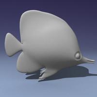 fish dxf