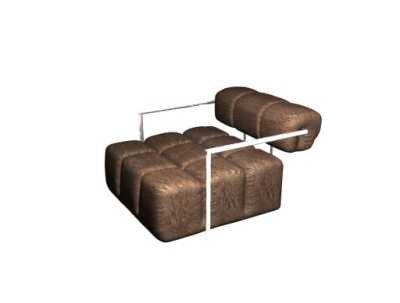3d fotel