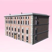 fasades 3d model