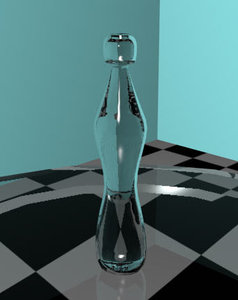 glass bottle mug max free