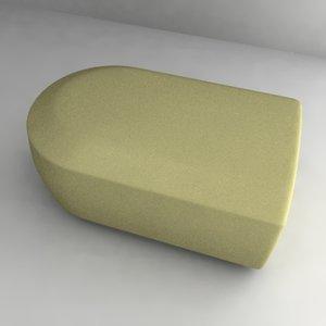3d pill