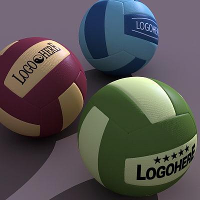volleyball balls max