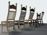 chair rld3d 3d model