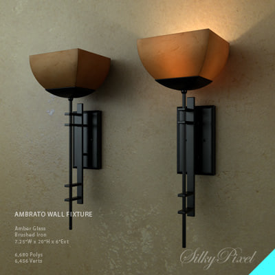 contemporary wall sconce max