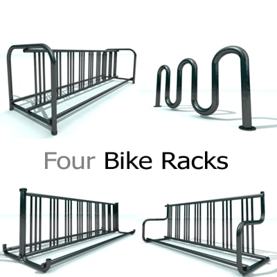 maya bike racks