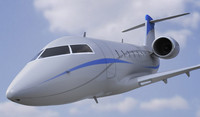 Bombardier Challenger CL-604