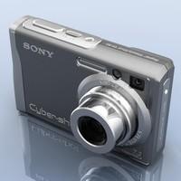 Photocamera.SONY Cybershot DSC W80