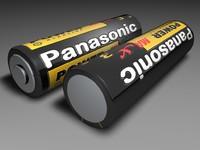 cinema4d battery panasonic