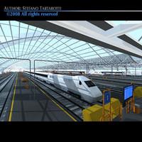 maya rail station