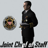 Joint Chief of Staff Max
