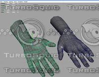 maya hand