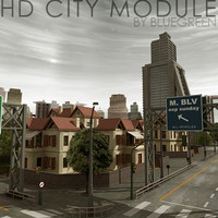 definition city module max