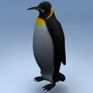 penguin beak 3ds